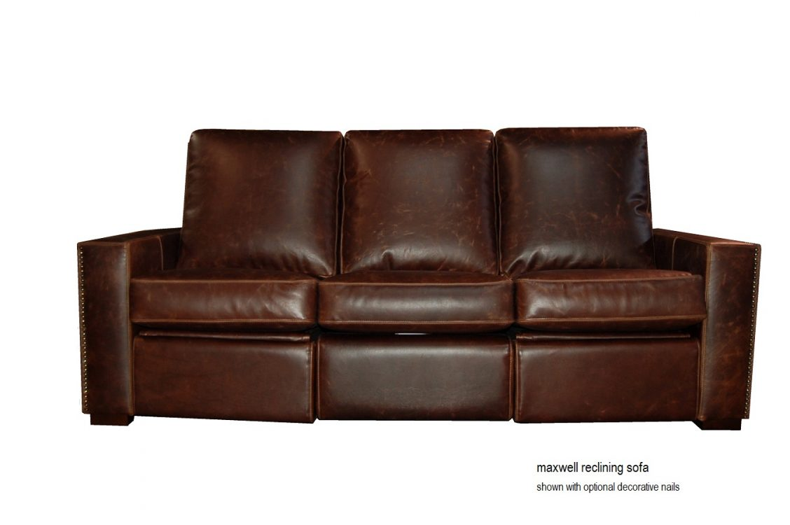 Maxwell Recliner Rawhide Rh International