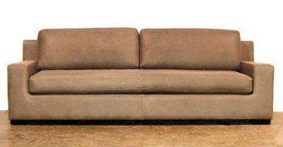 Axel Leather Sofa