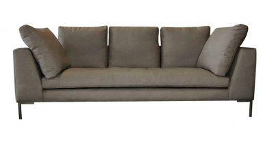 Grey Bugatti Fabric Sofa