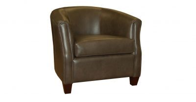 Havana Cigar Leather Chair