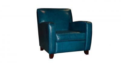 Leslie Leather Chair