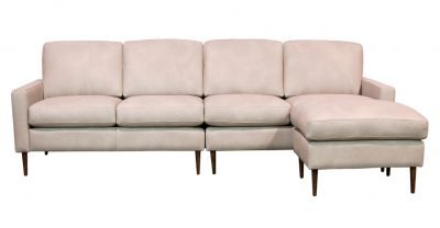 Marlo Leather Sectional