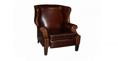 Spencer Leather Recliner Chair