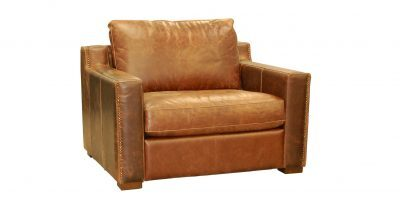 Bedford Leather Chair