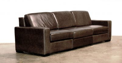 Dublin Leather Sleeper Sofa