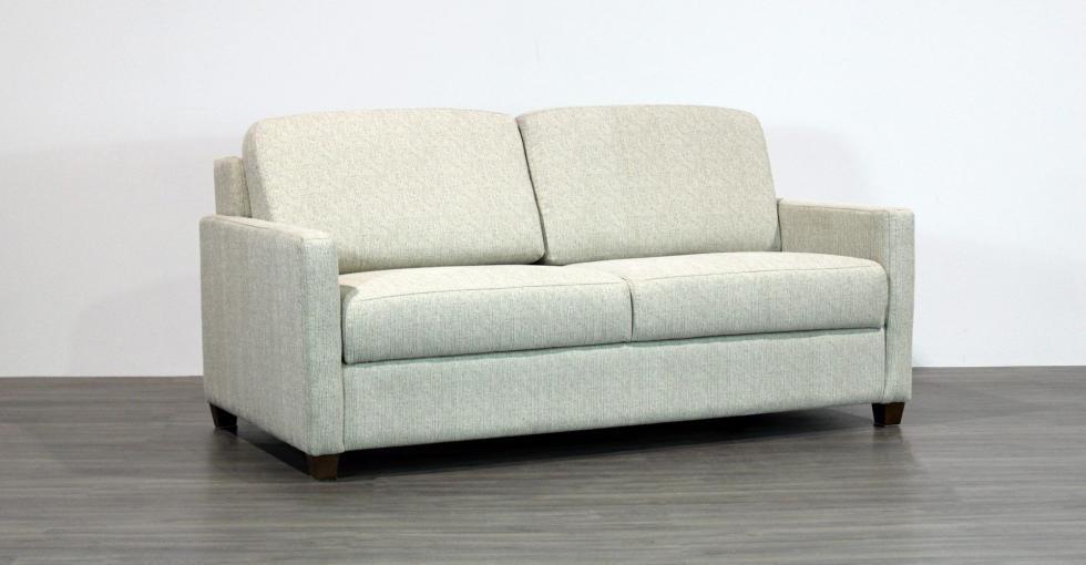 fabric queensize sleeper sofa bed