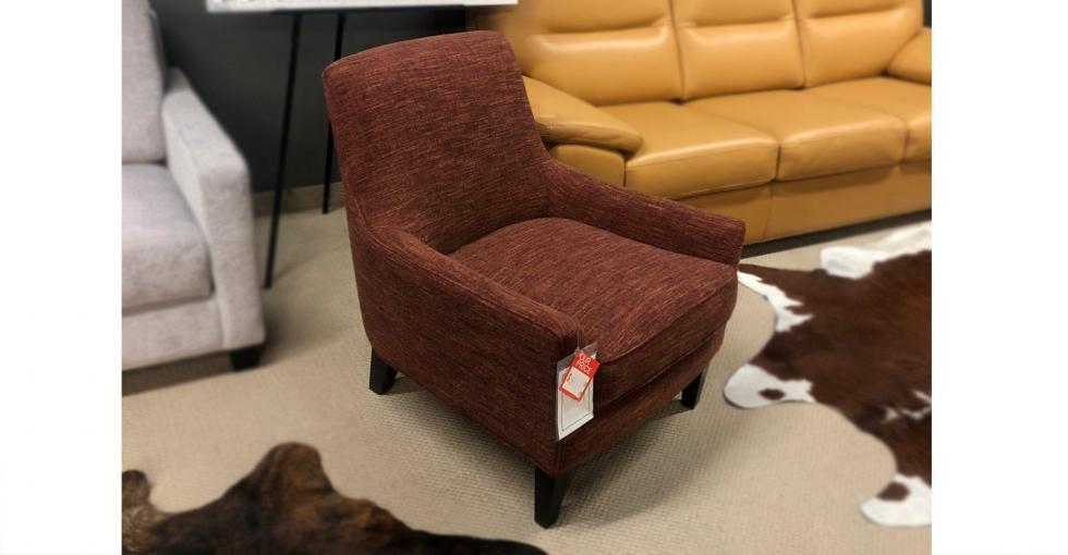 fabric chair clearance