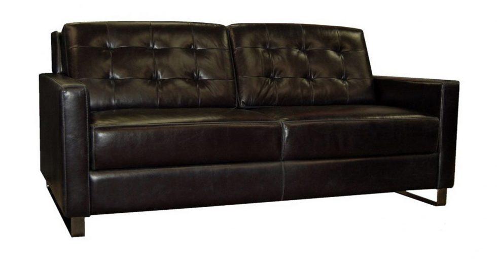 Oslo Leather Sleeper Sofa