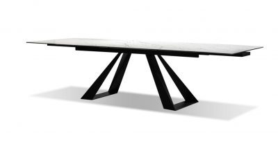 ceramic extension dining table