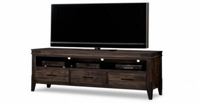 wood media unit