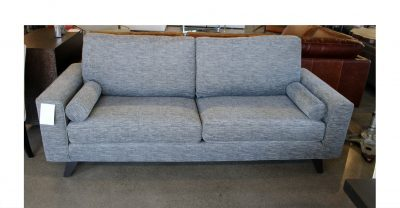 fabric grey sofa